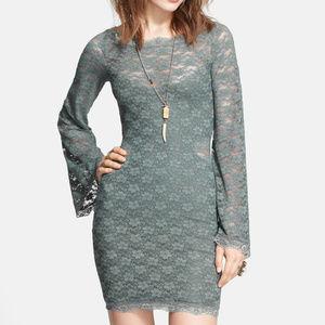 Body Con Lovely in Lace Dress